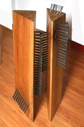 Segmentos  - Madera y Acero 2004