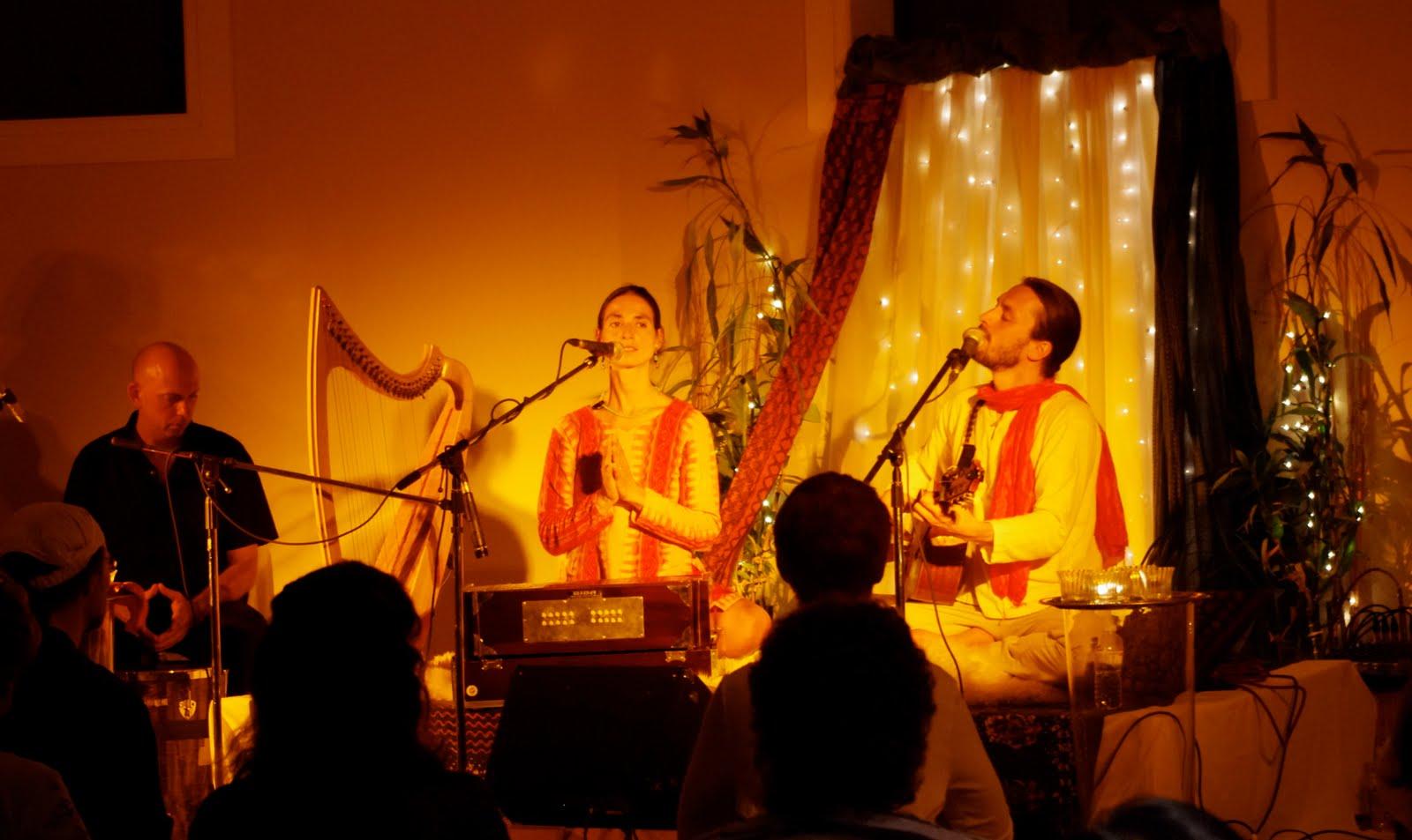Candlelight Tratakum Meditation with Mirabai Ceiba