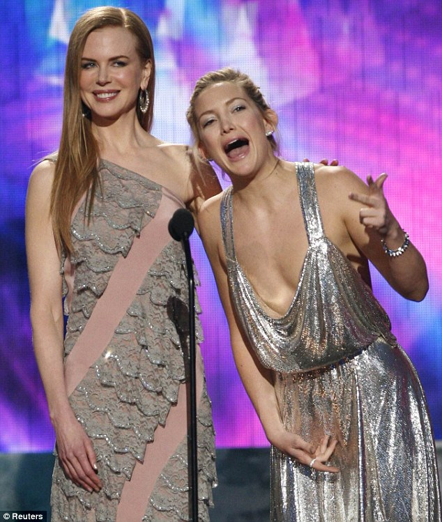 Sunday night's American Music Awards was full of trips, slips and