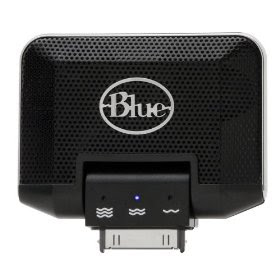 Blue Microphones Mikey - Professional iPod Recorder