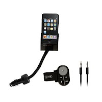 griffin tuneflex aux mount and charger with smartclick remote for ipod and iphone