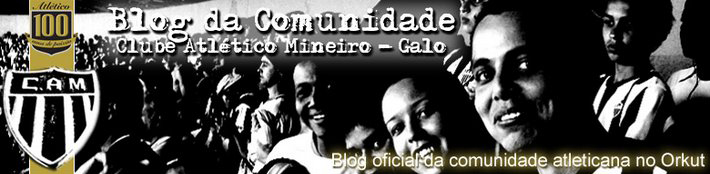 BLOG DA COMUNIDADE DO GALO
