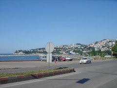 Zonguldak Terminalinden Bakış