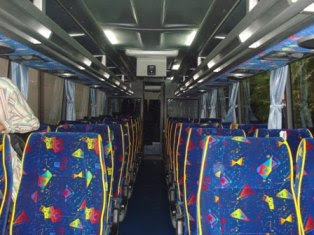 INTERIOR BIG BUS