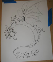 inked dragon copyright jennifer rose phillip