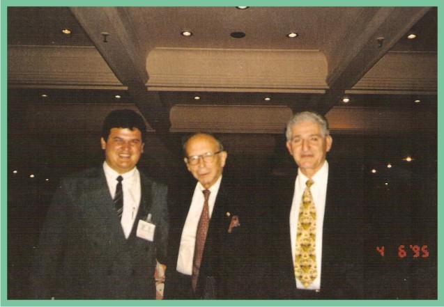 Flávio Madeira Dr Roberto Campos Deputado Federal e Dr. Bertoldo Salum