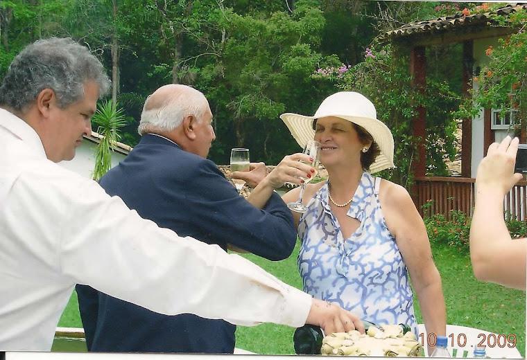 Comemoração dos Cinquenta anos de Casamento