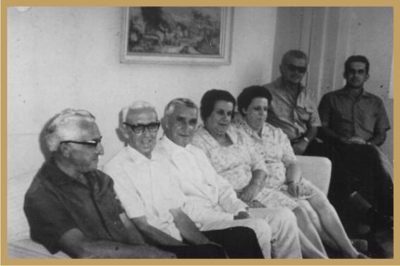 Famíliares de Flávio Madeira