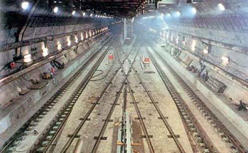 Luiz Flávio Madeira Visita A Central de Operações do Euro Tunnel em Londres