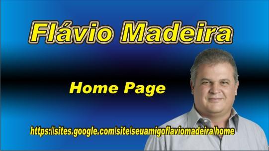 Página de Flávio Madeira - Conheça-o Melhor