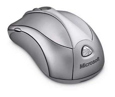 wireless mouse working