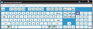 mouse atau keyboard tidak berfungsi
