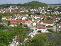City of Harburg in Germany