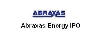 Abraxas Energy IPO