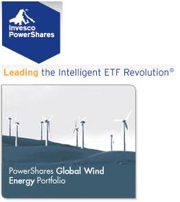 Wind Energy ETF Fund PowerShares Global Wind Energy Portfolio
