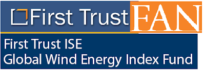 FAN ETF First Trust ISE Global Wind Energy Index Fund