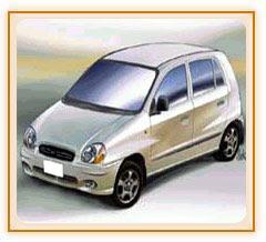 Hyundai Santro LPG Version Car