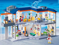Playmobil Hospital