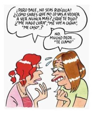 """""""Maitena"""" es lo máximo"""