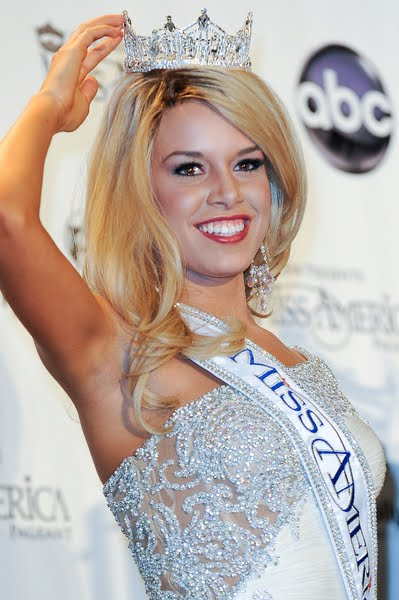 Teresa Scanlan Miss America. Teresa Scanlan Crowned Miss