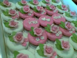 cupcake pertunangan/hantaran