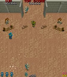 25 videojuegos míticos en Flash Commando-6