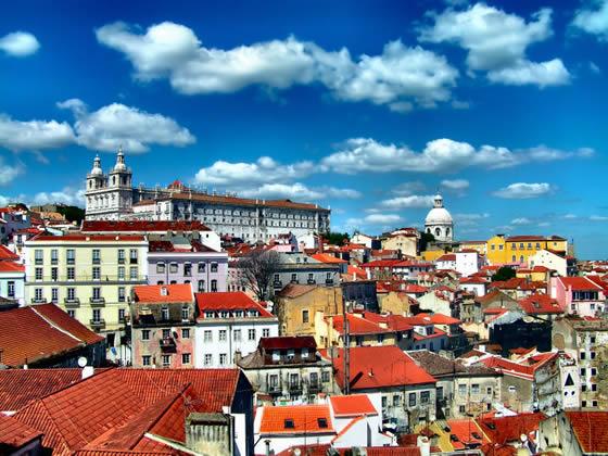 Fiapos de Lisboa