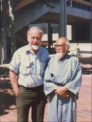 Bill Mollison y Masanobu Fukuoka