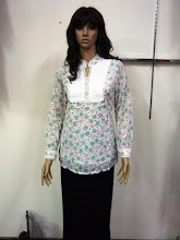Sweet Flowery Blouse