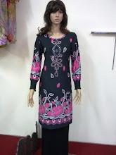 Muslimah Dress (Lycra)