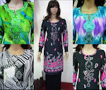 Sapphire Muslimah Dress
