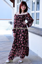 Long Maxi Dress (Autumn Collection)