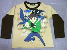 BEN 10 T-Shirt (Long Sleeve)