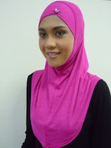 Tudung Syria Cotton
