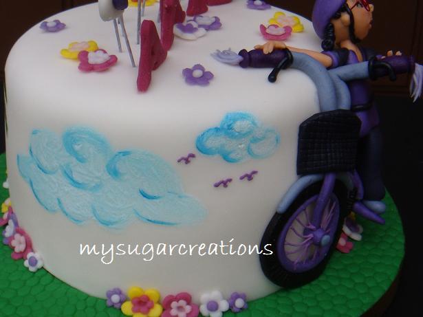 My Sugar Creations (001943746-M): Mei Mei of Upin Ipin Cake