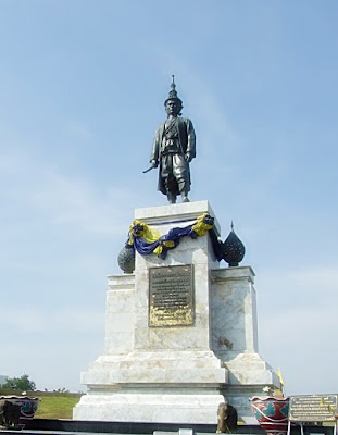 King Narai Monument