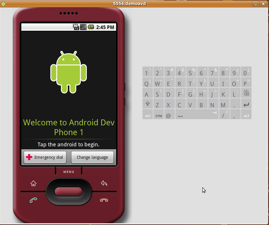 manually download android sdk system images