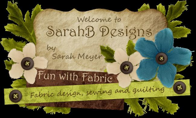 SarahB Sews