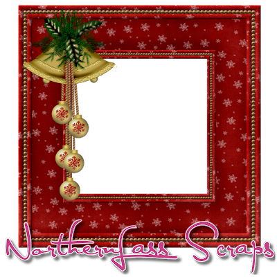 http://nothernlassscraps.blogspot.com/2009/12/freebie-red-christmas-frame.html