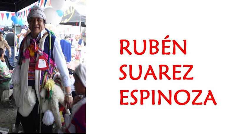 RUBEN SUAREZ ESPINOZA