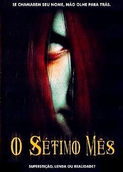 Filme Poster O Sétimo Mês DVDRip XviD & RMVB Dublado