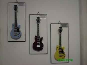 Guitarras modelo Gibson Les Paul