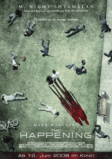 The Happening International Poster