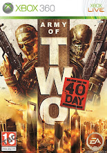 Army of Two: the Fortieth Day