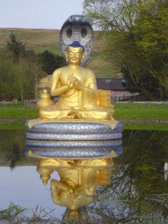 Medicine Buddha (Sage Nagarjuna)