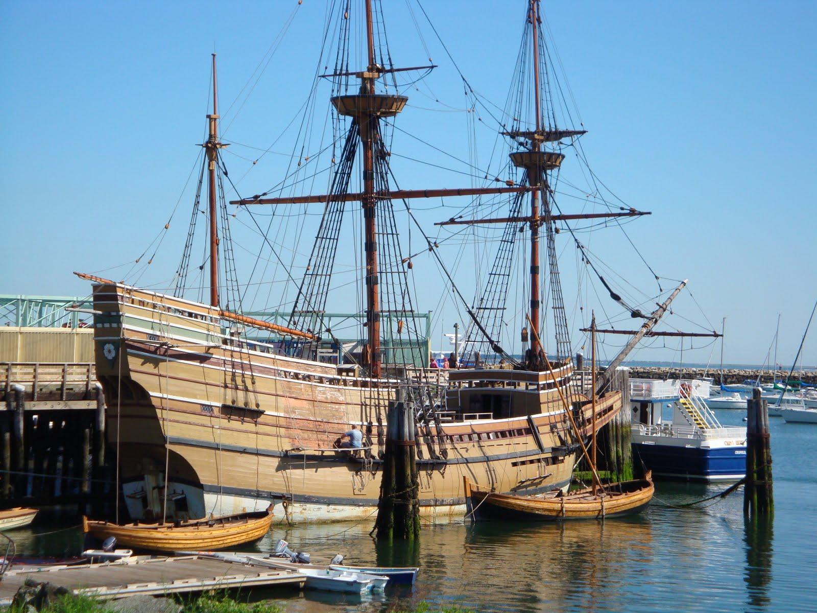 Mayflower Ship Mayflower - the ship the