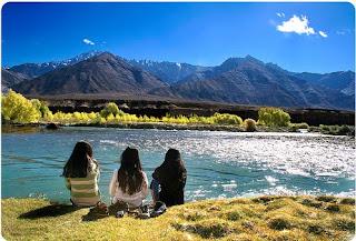 Indus River Ladakh