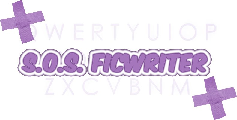 S.O.S. Ficwriter