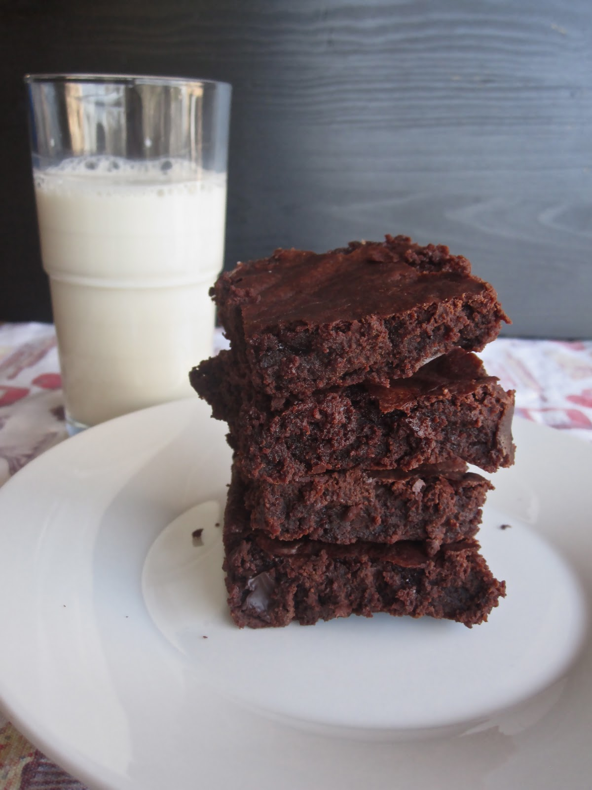Goddess of Baking: Browned Butter Brownies