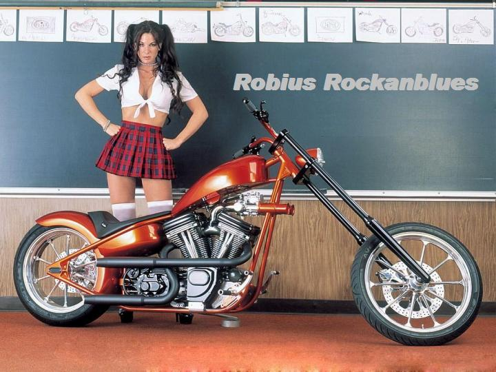 Robius Rockanblues